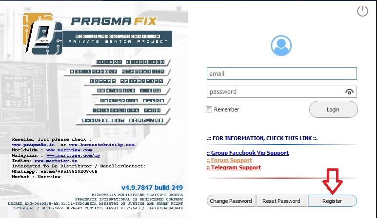 فعالسازی paragmafix