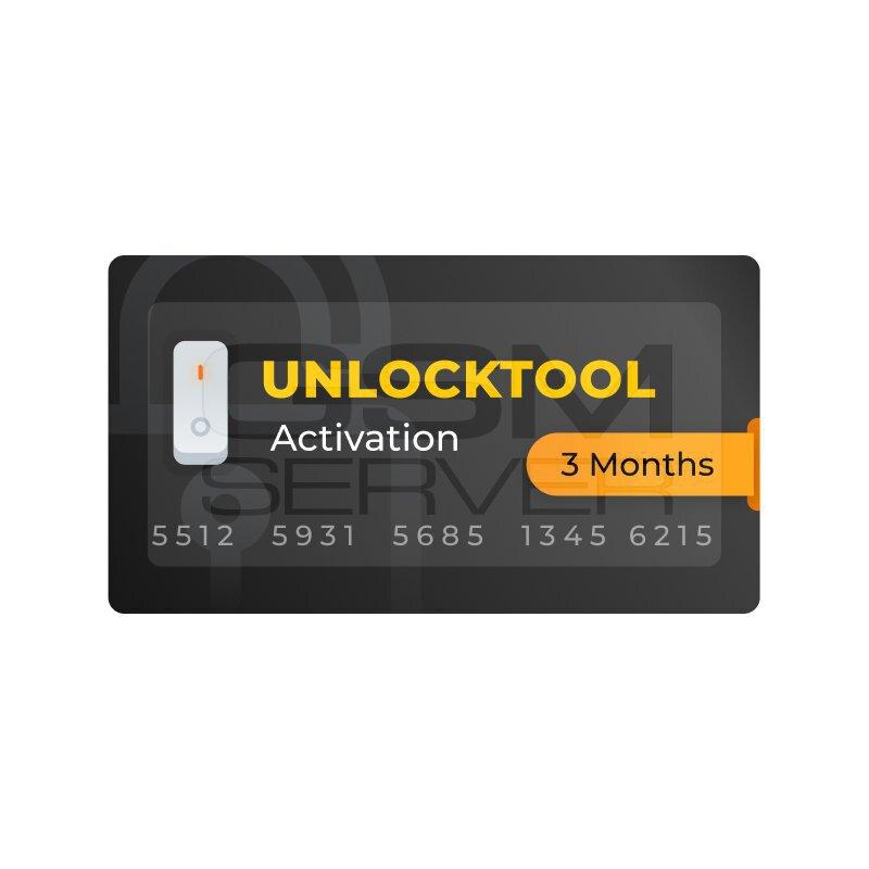لایسنس 3 ماهه Unlock Tool
