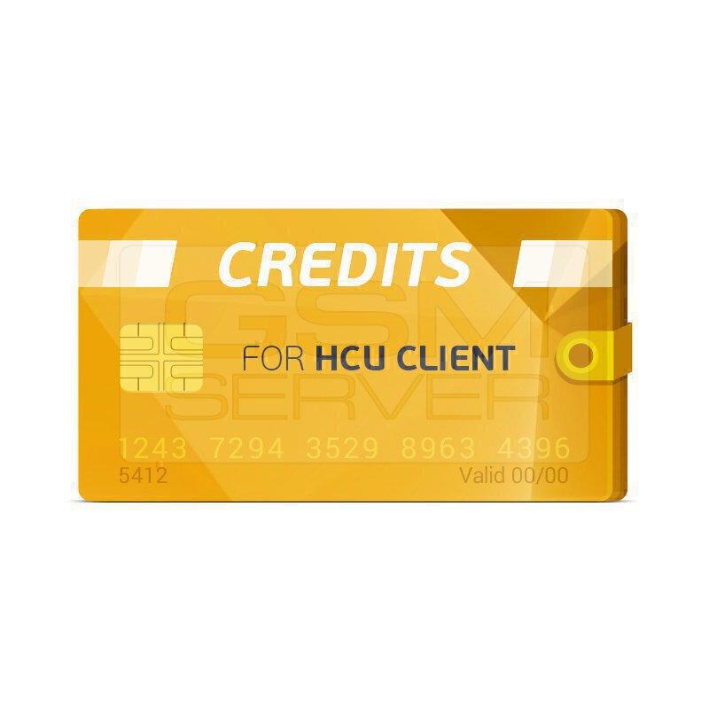 کردیت دانگل HCU Client و DC Unlocker