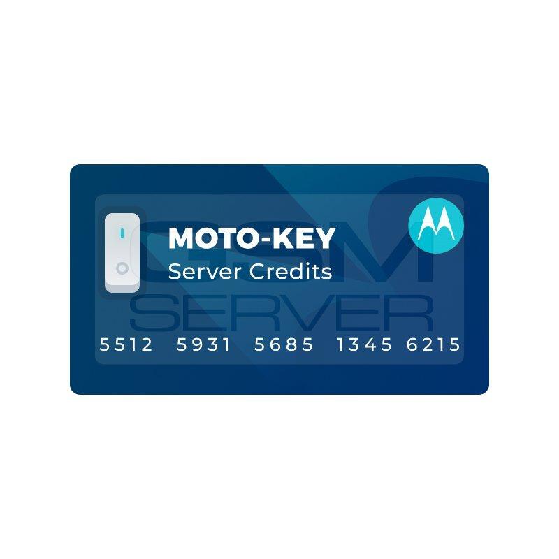 کردیت Moto-Key (سرویس دهی به موتورولا)
