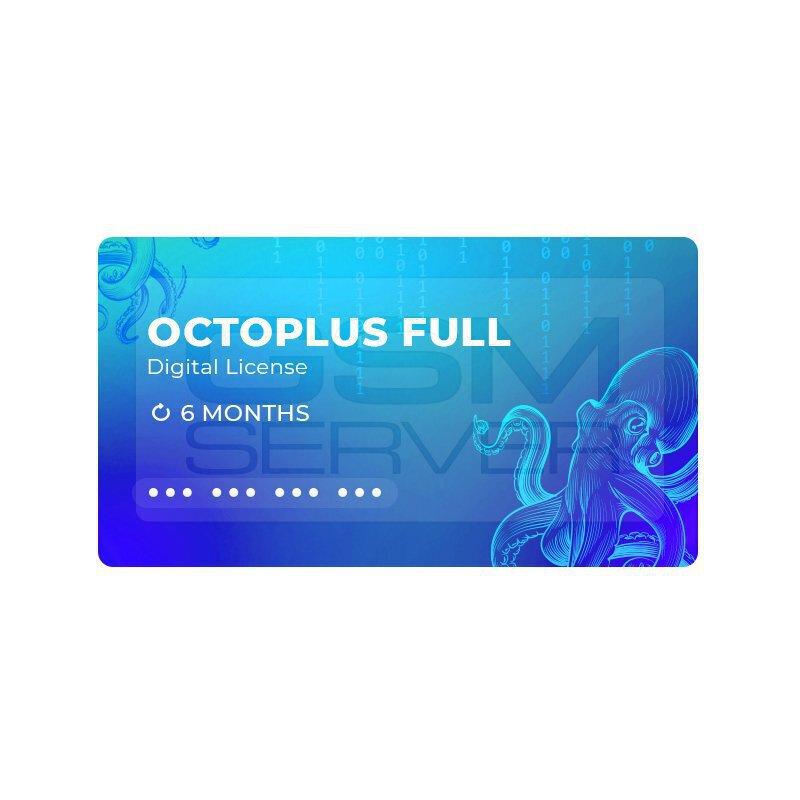 لایسنس 6 ماهه Octoplus FULL