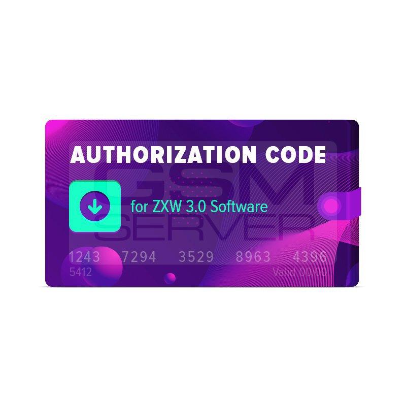 لایسنس نرم افزار zxw |سافت موبایل