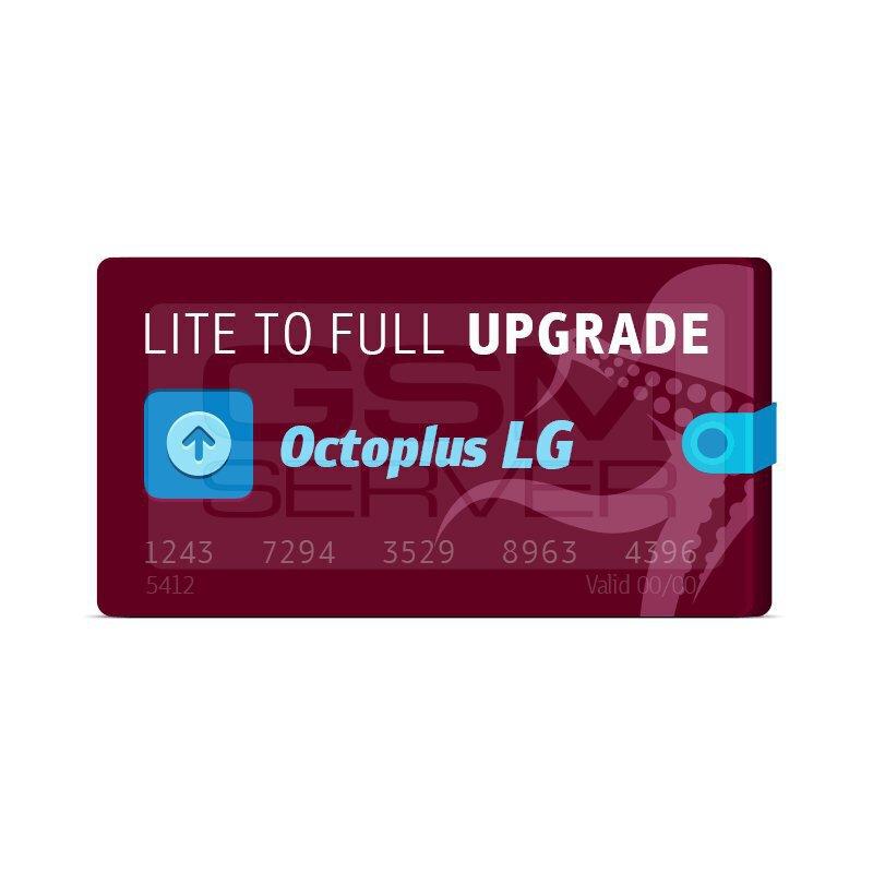 Octoplus LG Lite To Full