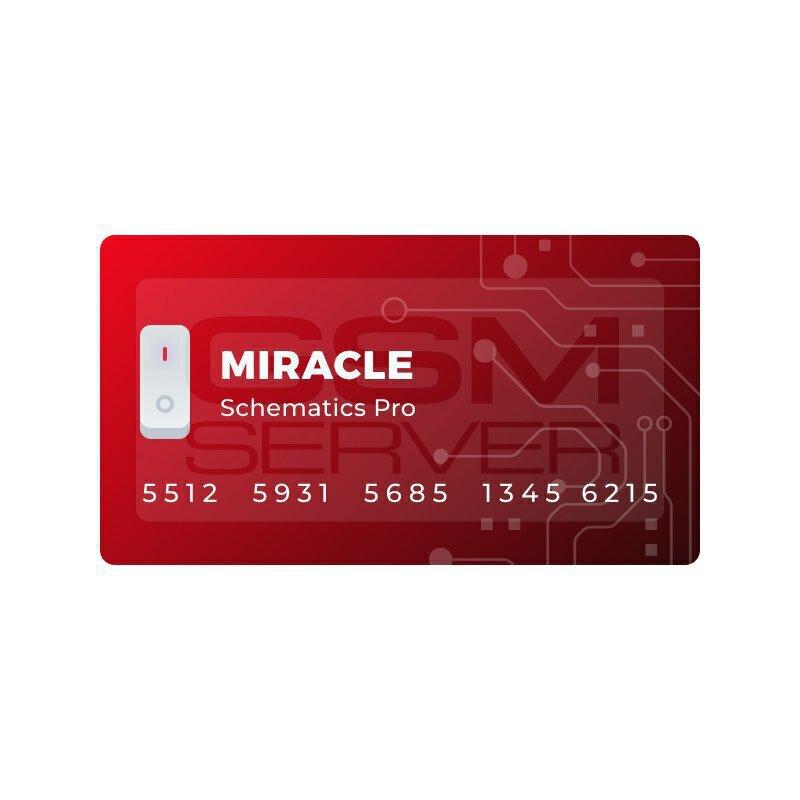 Miracle Schematics Pro(میراکل شماتیک)