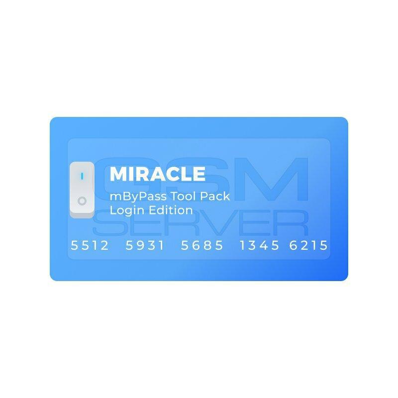 miracle mBypass Tool (حذف آیکلود)