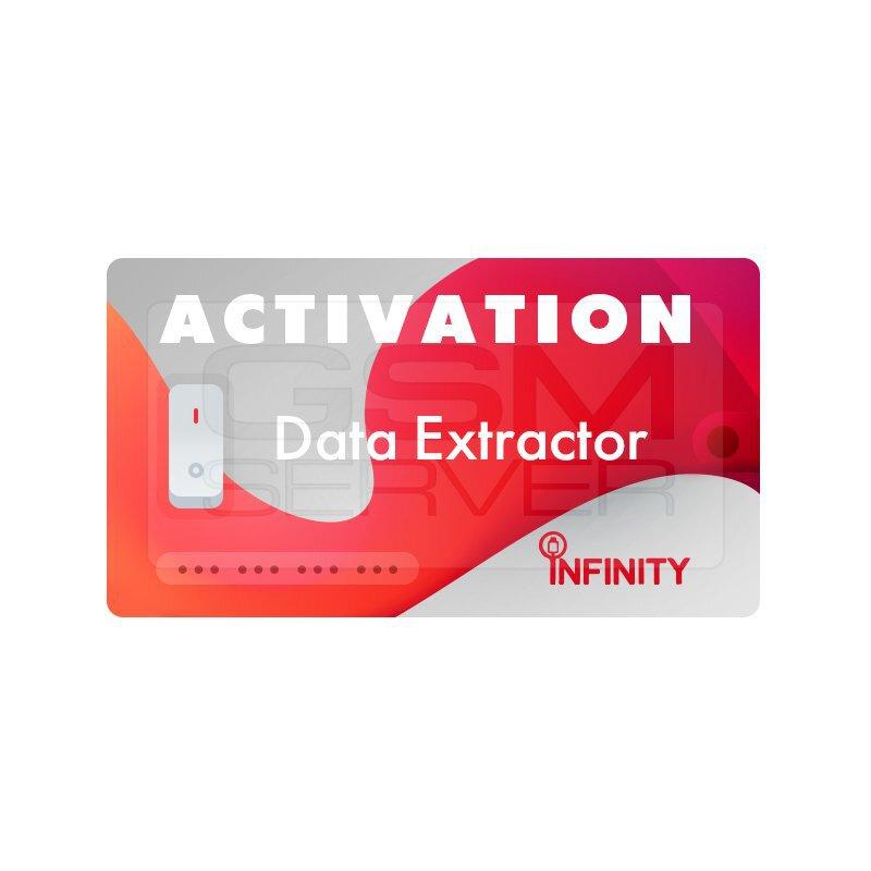 اکتیویشن Data Extractor برای دانگل BEST