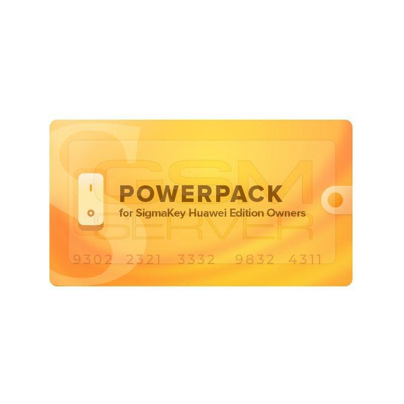 پاورپک سیگما (sigma power pack)