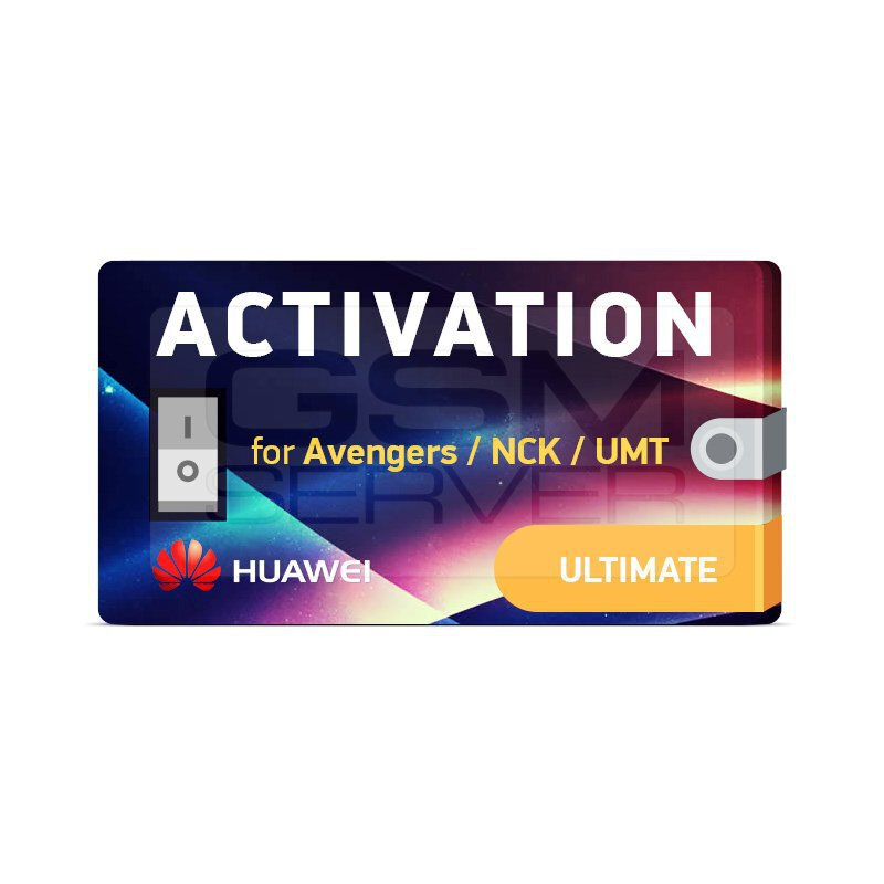 Huawei Activation for NCK /UMT
