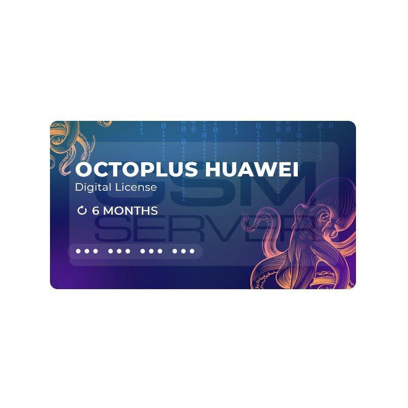 لایسنس 6 ماهه Octoplus HUAWEI