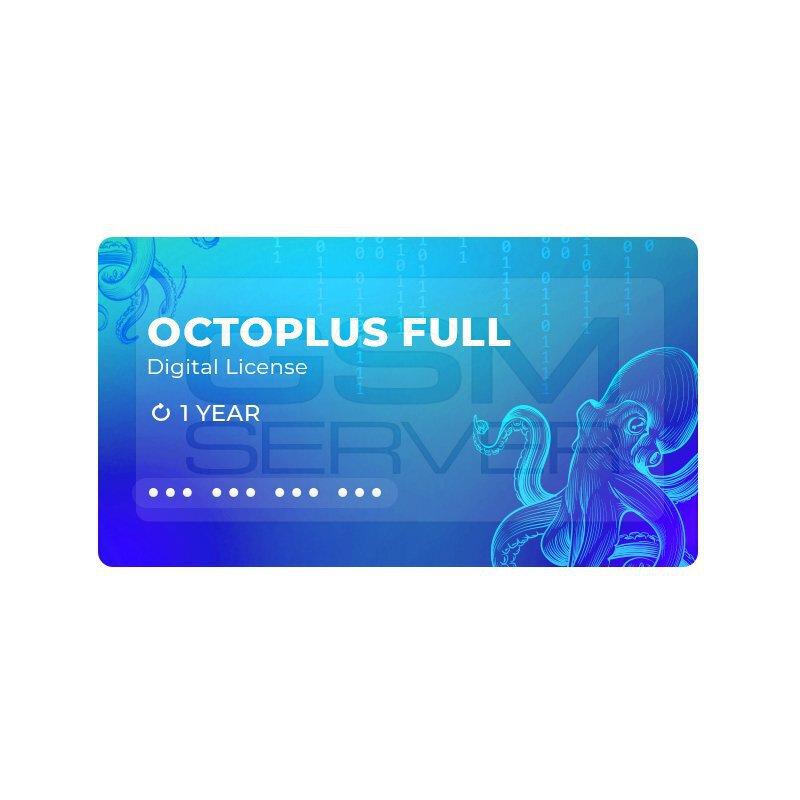لایسنس 12 ماهه Octoplus FULL