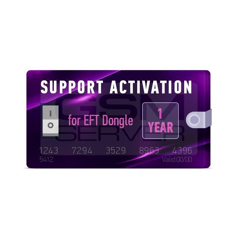 اکتیویشن دانگل EFT و Eft pro یکساله