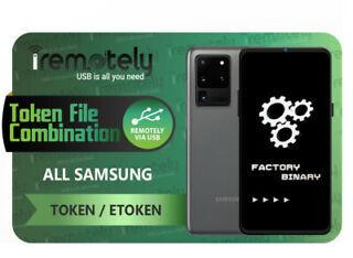 E-Token گوشی های سامسونگ (رایت فایل کامبینیشن)