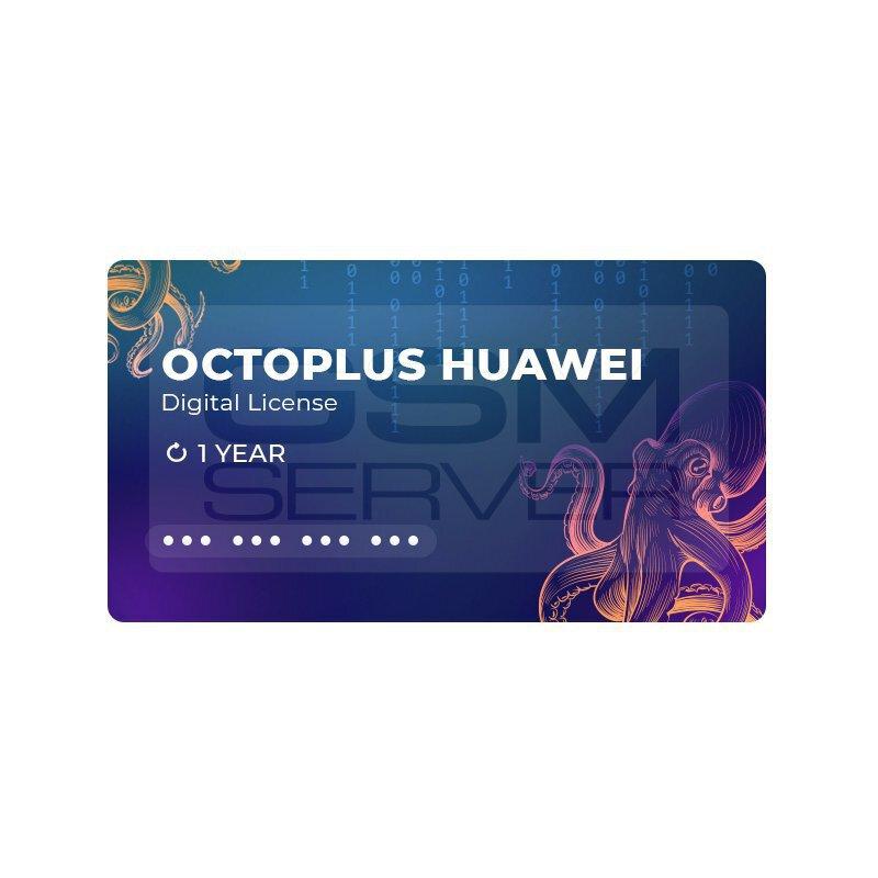 لایسنس 12 ماهه Octoplus HUAWEI