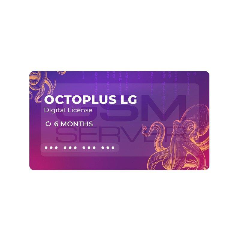 لایسنس 6 ماهه Octoplus LG