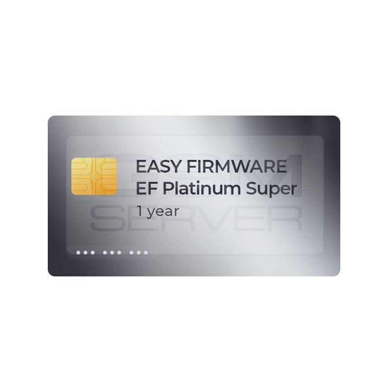 اکانت سوپر پلاتینیوم سایت Easy Firmware (دانلود فایل)ایزی فریمور  سافت موبایل
