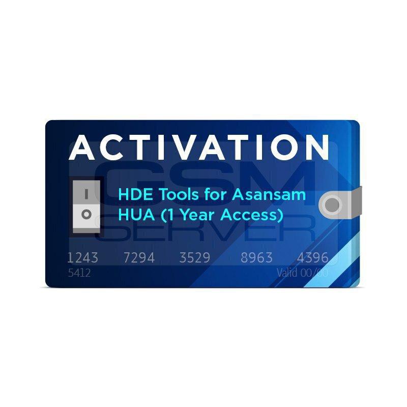 لایسنس یکساله HDE Tool (بدون نیاز به دانگل)