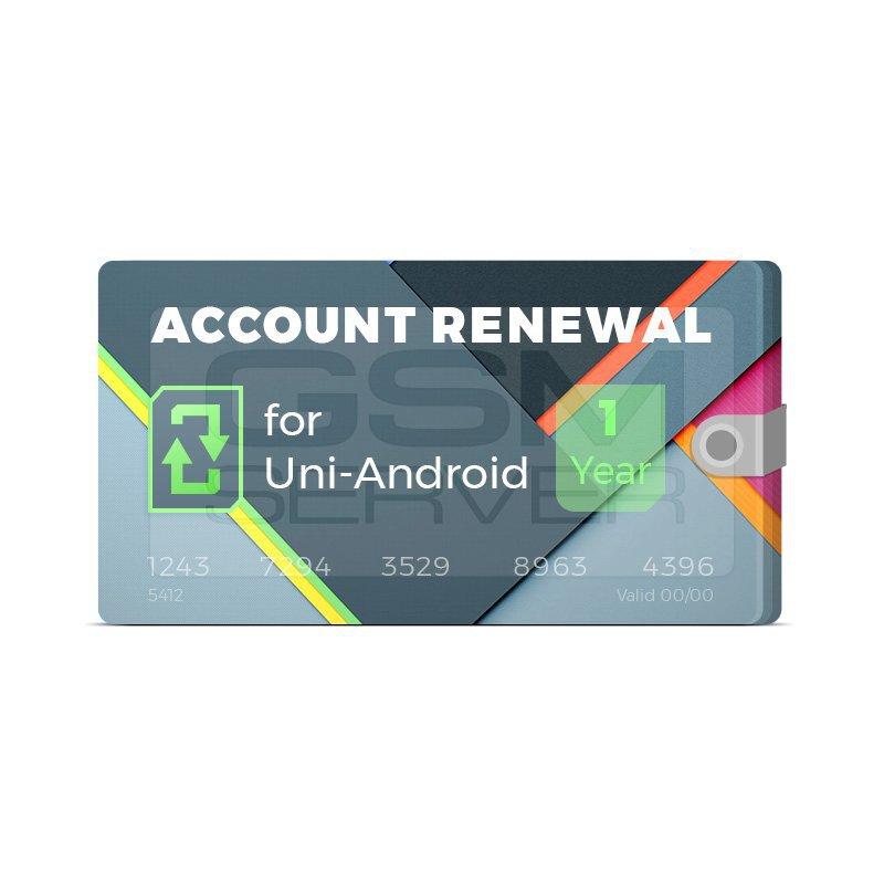اکتیو یکساله (Uni Android Tool (UAT
