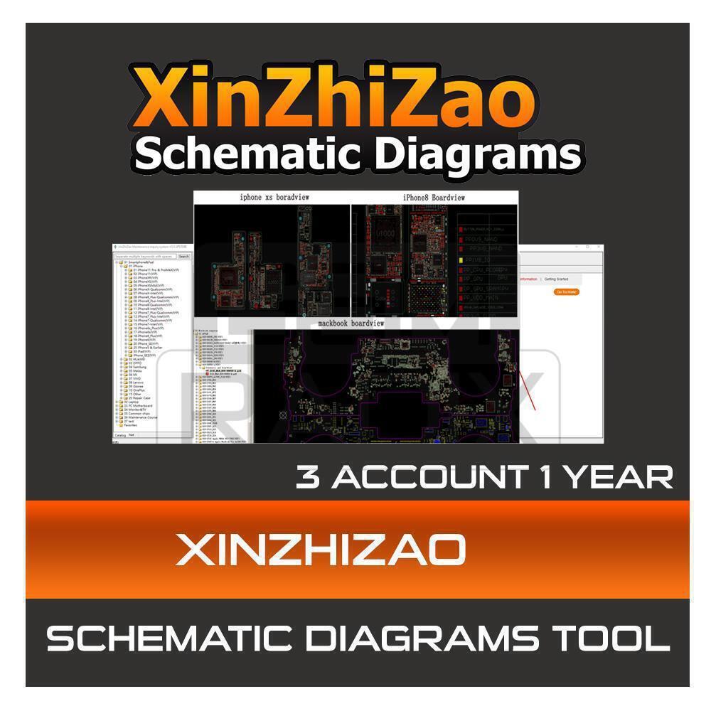 لایسنس نرم افزار Xin Zhi Zao