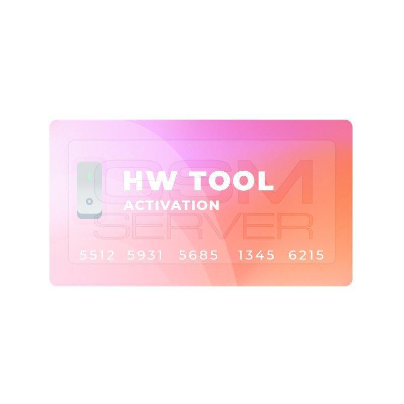 لایسنس نرم افزار HW Tool for Huawei