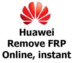 سرویس حذف FRP هوآوی | soft mobile