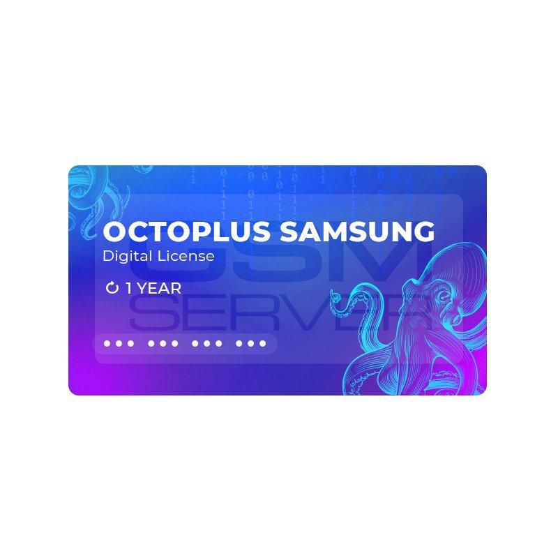 لایسنس 12 ماهه Octoplus SAMSUNG