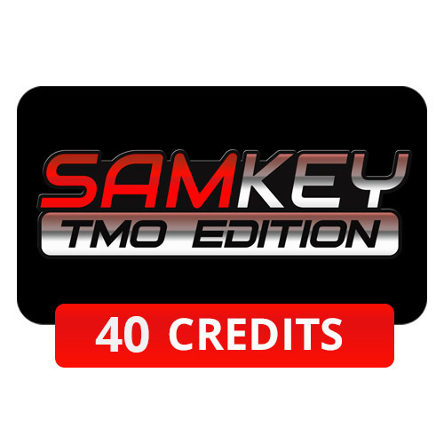 کردیت SamKey TMO/SPR برای آنلاک شبکه سامسونگ