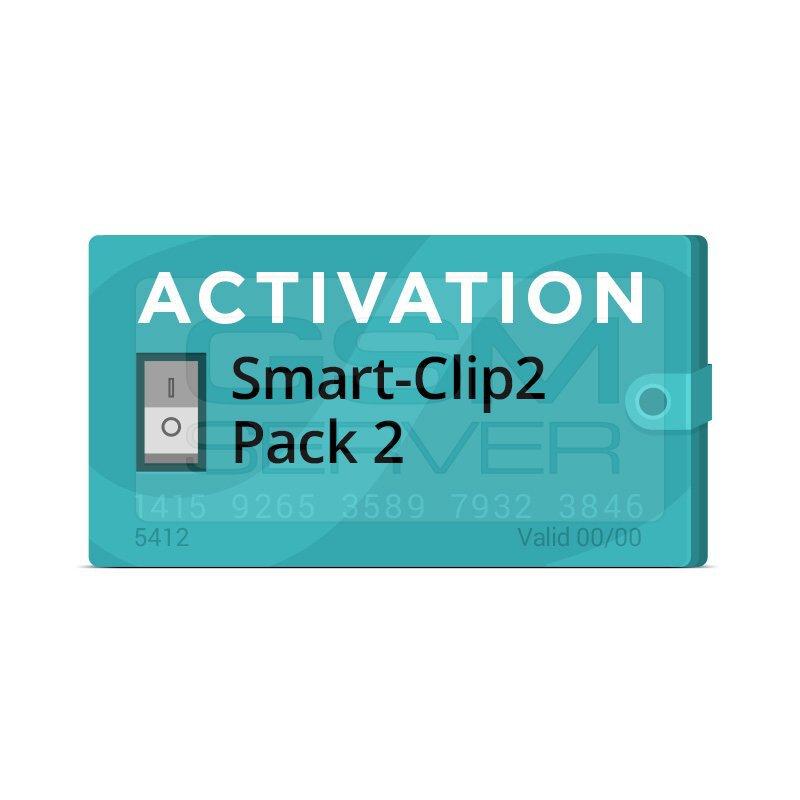 اکتیویشن باکس Smart-Clip2 پک 2