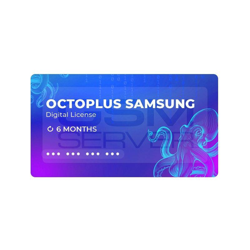لایسنس 6 ماهه Octoplus SAMSUNG