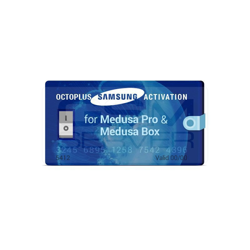 فعال سازی سامسونگ بر روی Medusa Pro و Medusa Box