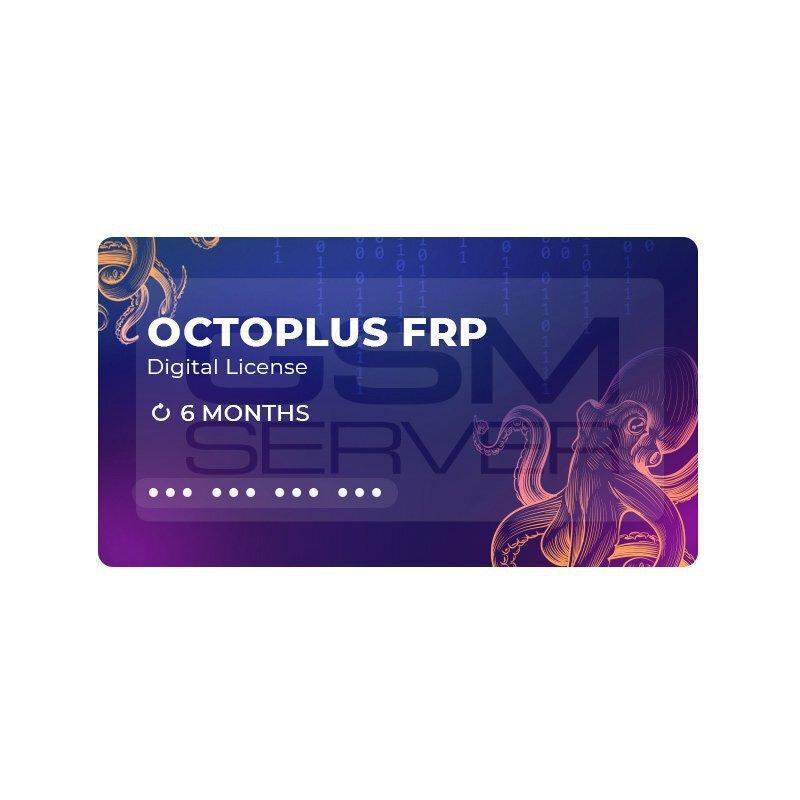 لایسنس 6 ماهه Octoplus FRP