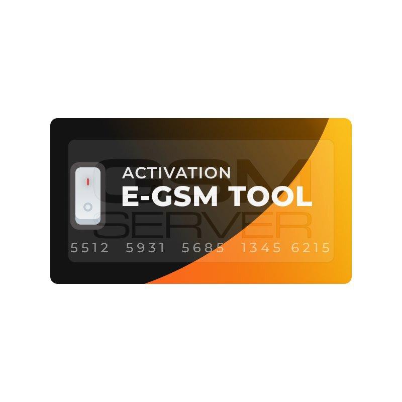 لایسنس E-GSM Tool
