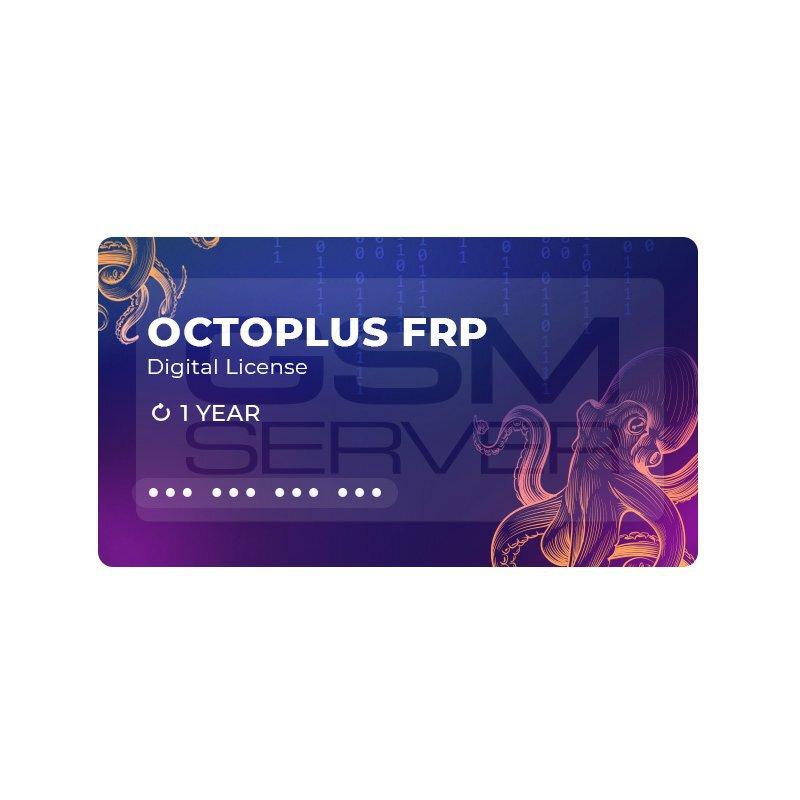 لایسنس 12 ماهه Octoplus FRP