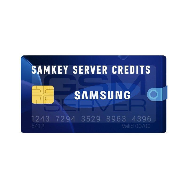 کردیت SamKey برای آنلاک شبکه سامسونگ